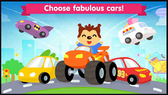 Amaya Kids Cars