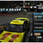 Need For Speed World free car games for kids