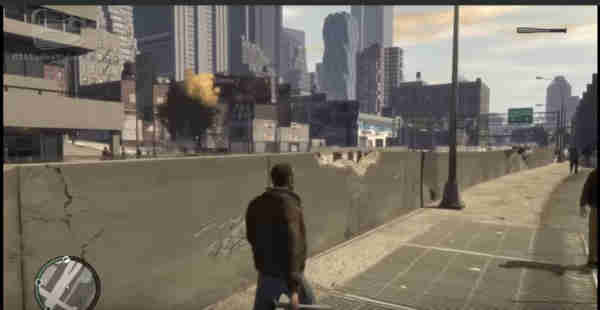 GTA 4 Cheats PS3 Money Code: Tank, Cars & Parachute