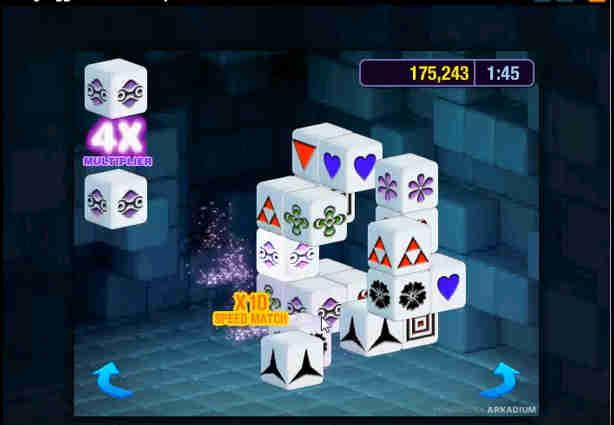 Mahjongg Minute Pch Games: Token Mania Mahjongg Gameplay