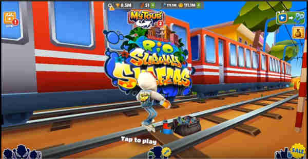 subway surfers free game featured image