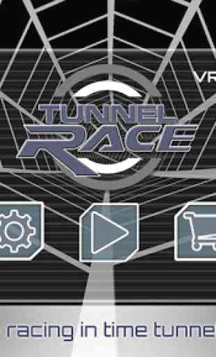 vr tunnel race free 2 modes evo vr games