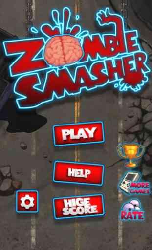zombie smasher evo vr games