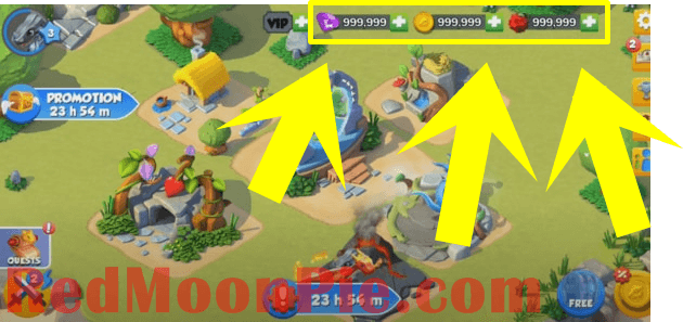 download dragon mania legends mod apk unlimited gems and coins