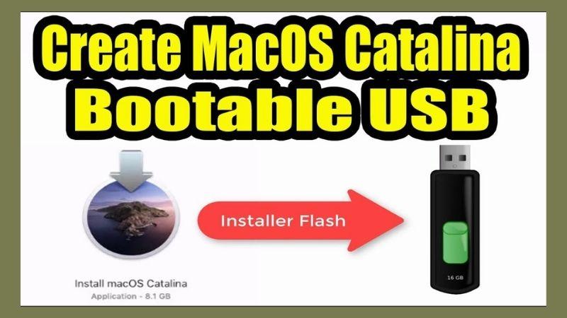 Create USB Key Installation for Macos Catalina
