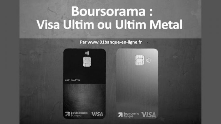 Boursorama Ultim: Benefits and first impressions of 80€