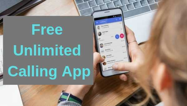 Best Free Unlimited Calling App