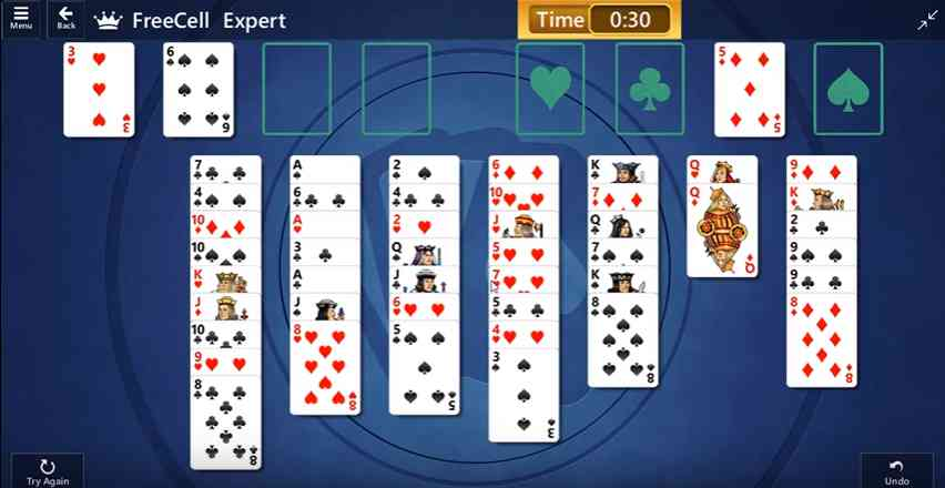 daily solitaire games