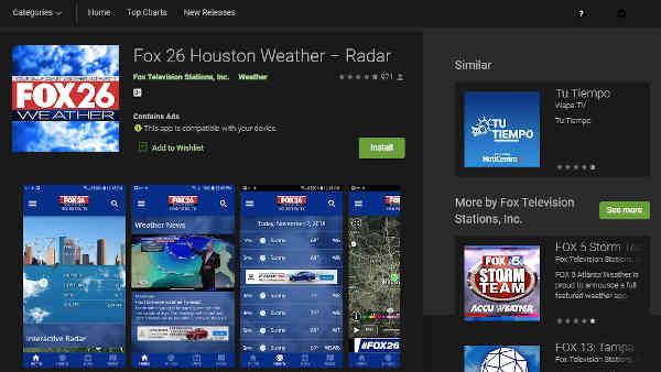 fox 26 weather app