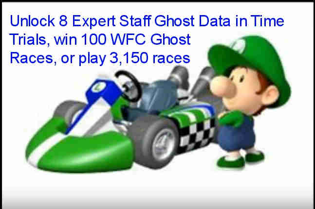 How To Unlock All Characters In Mario Kart Wii