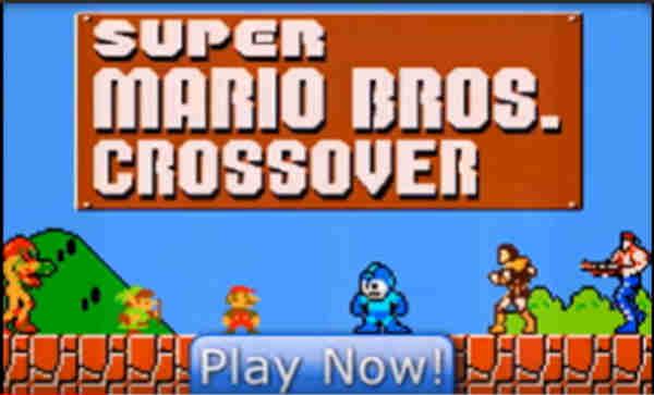 Super Mario Crossover Unblocked