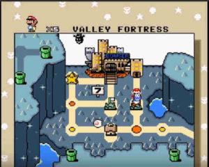 Super Mario World Cheats 3D SNES Nintendo ZSNES Stars