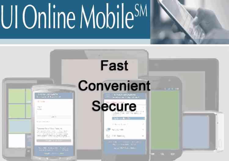 CA UI Online Mobile App