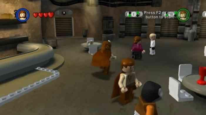 lego star wars games for free